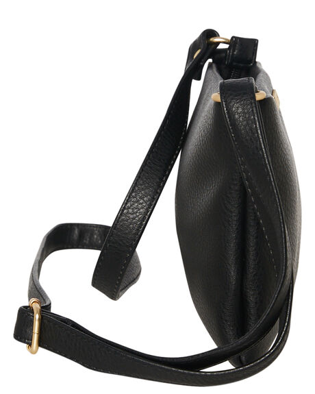 BLACK WOMENS ACCESSORIES RUSTY BAGS + BACKPACKS - BFL0998BLK