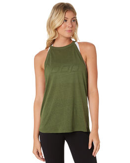 ARMY GREEN WOMENS CLOTHING LORNA JANE ACTIVEWEAR - 101881ARMG