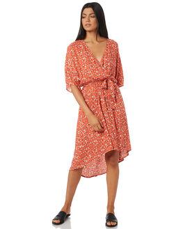 MULTI WOMENS CLOTHING MINKPINK DRESSES - MP18X2451EMUL