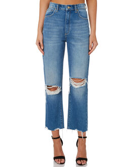 YOU GOT IT WOMENS CLOTHING A.BRAND JEANS - 71322-4180