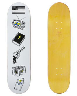 WHITE BOARDSPORTS SKATE BLIND DECKS - 10011591WHT