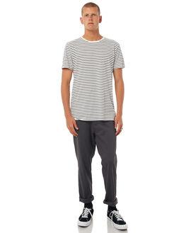 ASPHALT GREY MENS CLOTHING DR DENIM PANTS - 1730109-B10