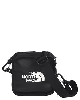 TNF BLACK MENS ACCESSORIES THE NORTH FACE BAGS + BACKPACKS - NF0A3VWSKX7