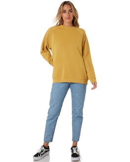 GOLD WOMENS CLOTHING RIP CURL JUMPERS - GFEAH90146