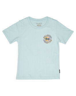 SKY BLUE KIDS TODDLER BOYS BILLABONG TOPS - 7582005S63