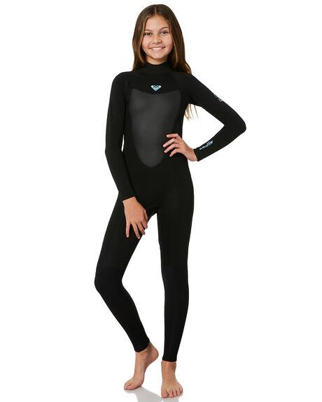 BLACK BOARDSPORTS SURF ROXY GIRLS - ERGW103023KVJ0