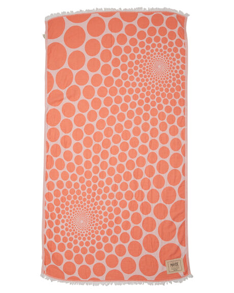 PEACH ACCESSORIES TOWELS MAYDE  - 17SAPHPCHPCH