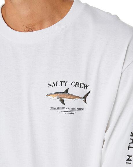 WHITE MENS CLOTHING SALTY CREW TEES - 20135070WHT