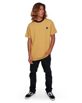 GOLD MENS CLOTHING BILLABONG TEES - BB-9591026-GOL