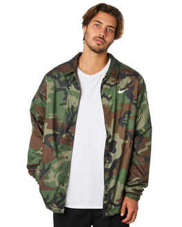 timeless design 0be90 a099b OLIVE BLACK MENS CLOTHING NIKE JACKETS - AT9912222 ...