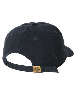 EBONY MENS ACCESSORIES THRILLS HEADWEAR - TW20-500BEBNY