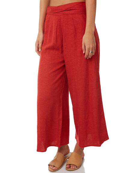 ROUGE WOMENS CLOTHING RUE STIIC PANTS - S118-20ROU