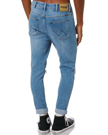 STRANGE DAYS MENS CLOTHING WRANGLER JEANS - W-901838-OL0