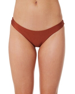 COPPER OUTLET WOMENS JETS BIKINI BOTTOMS - J3577CPR