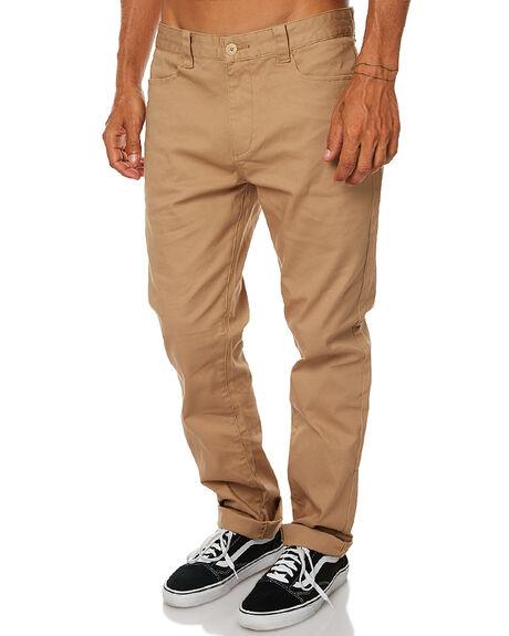 DESERT KHAKI MENS CLOTHING ELEMENT PANTS - 176262DKHA