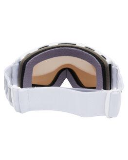 MATTE WHITE BOARDSPORTS SNOW SPY GOGGLES - 3100000000006MWHT