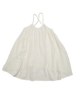 MULTI KIDS TODDLER GIRLS CHILDREN OF THE TRIBE DRESSES + PLAYSUITS - GRDR0323MUL