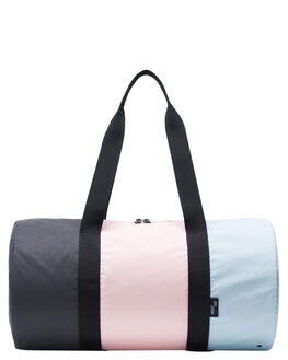 GLACIER ROSE BLACK WOMENS ACCESSORIES HERSCHEL SUPPLY CO BAGS + BACKPACKS - 10475-02540-OSGLCRS