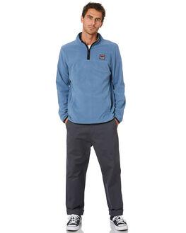STEEL GREY MENS CLOTHING DEPACTUS JUMPERS - D5203440STLGY