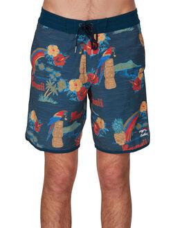 NAVY MENS CLOTHING BILLABONG BOARDSHORTS - BB-9591441M-NVY