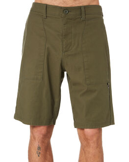NEW DARK BRUSH MENS CLOTHING OAKLEY SHORTS - FOA40009486L