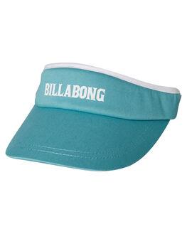 REAL TEAL WOMENS ACCESSORIES BILLABONG HEADWEAR - 6682316RLT