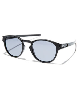 MATTE BLACK GREY MENS ACCESSORIES OAKLEY SUNGLASSES - OO926501