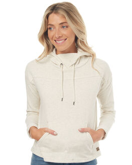 METRO HEATHER WOMENS CLOTHING ROXY JUMPERS - ERJFT03667TENH