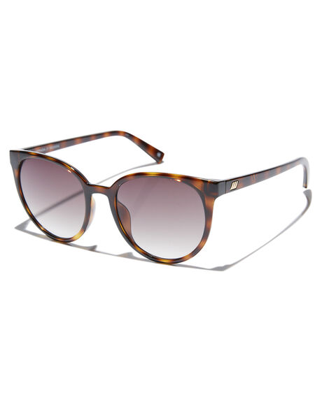 TORT WOMENS ACCESSORIES LE SPECS SUNGLASSES - LSP1902004TORT