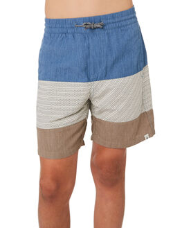 BLUE RINSE KIDS BOYS VOLCOM SHORTS - C1031903RNE