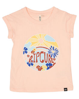 PEACH KIDS GIRLS RIP CURL TOPS - FTEBY10165