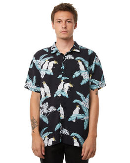 FLORAL MENS CLOTHING NO NEWS SHIRTS - N5182166FLORL