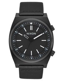 ALL BLACK MENS ACCESSORIES NIXON WATCHES - A1178-001