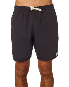 CHARCOAL MENS CLOTHING RHYTHM SHORTS - JAN19M-JM02-CHA