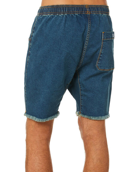 INDIGO OUTLET MENS RUSTY SHORTS - WKM0784ID1