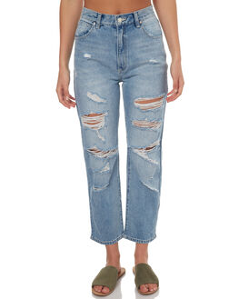 CATALINA WOMENS CLOTHING A.BRAND JEANS - 710143231