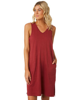 RUST WOMENS CLOTHING SWELL DRESSES - S8184441RUST