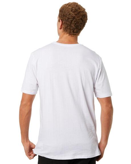WHITE MENS CLOTHING HURLEY TEES - CZ6061H100