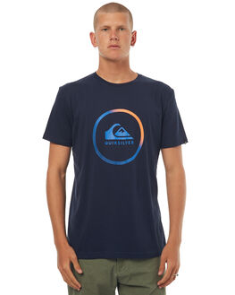 NAVY BLAZER MENS CLOTHING QUIKSILVER TEES - EQYZT04519BYJO