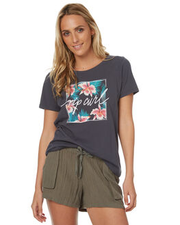 GREY WOMENS CLOTHING RIP CURL TEES - GTERP10080