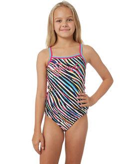 ZEBRA STREAK KIDS GIRLS SPEEDO SWIMWEAR - 42795-7276ZBSTR