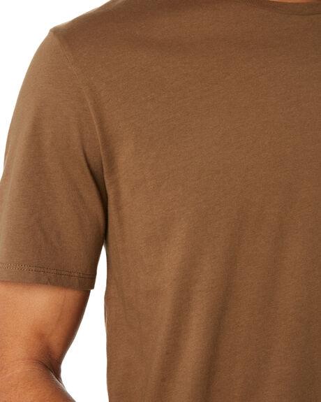 DARK OLIVE MENS CLOTHING SWELL TEES - S5212020DROLI