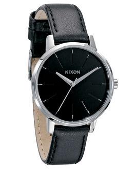 BLACK MENS ACCESSORIES NIXON WATCHES - A108000BLK