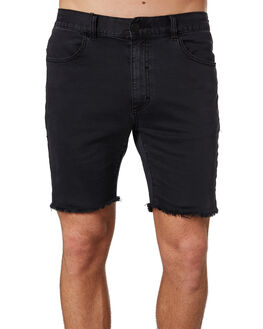 FREEDOM BLACK MENS CLOTHING NENA AND PASADENA SHORTS - NPMSVS001FRBL