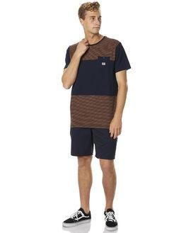 NAVY MENS CLOTHING BILLABONG SHORTS - 9575707NVY