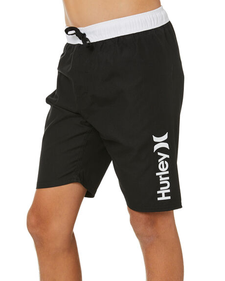 BLACK KIDS BOYS HURLEY BOARDSHORTS - R983480E023