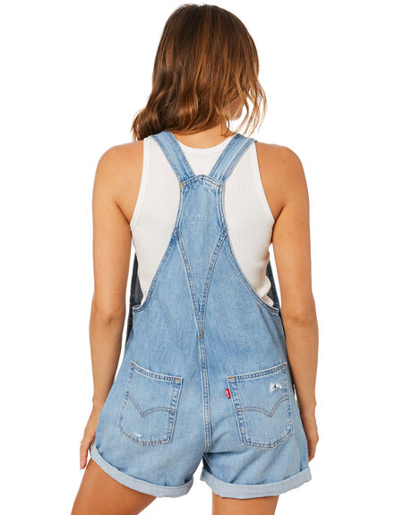 OPEN SKIES WOMENS CLOTHING LEVI'S PLAYSUITS + OVERALLS - 52333-0019OSKIE