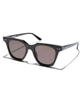 GLOSS BLACK MENS ACCESSORIES VALLEY SUNGLASSES - S0487GBLK
