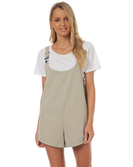 MOSS GREY WOMENS CLOTHING SWELL PLAYSUITS + OVERALLS - S8174452MSSGY