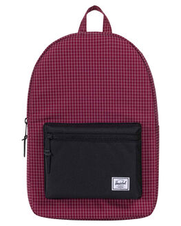 WINDSOR WINE GRID WOMENS ACCESSORIES HERSCHEL SUPPLY CO BAGS - 10005-01640-OSWINGR